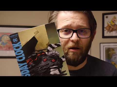 DC Comics Review: Doomsday Clock #2