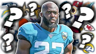 5 NFL Teams MOST LIKELY To Sign Leonard Fournette
