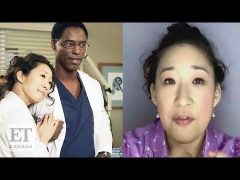 Sandra Oh On 'Grey's Anatomy' Race Relations