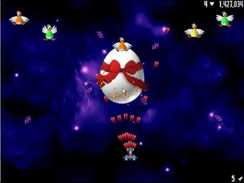 Chicken Invaders 2 - Christmas Edition (Full Game)