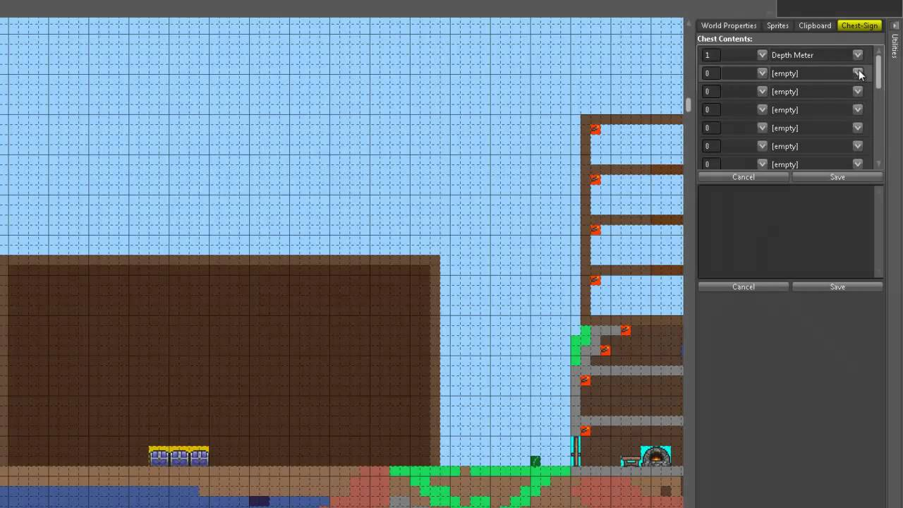 Tutorial, InDepth on How to Use TEdit Edit your Terraria World (1 1 2+)