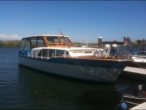 [UNAVAILABLE] Used 1962 Chris-Craft 36 Constellation in Bethel Island,  California