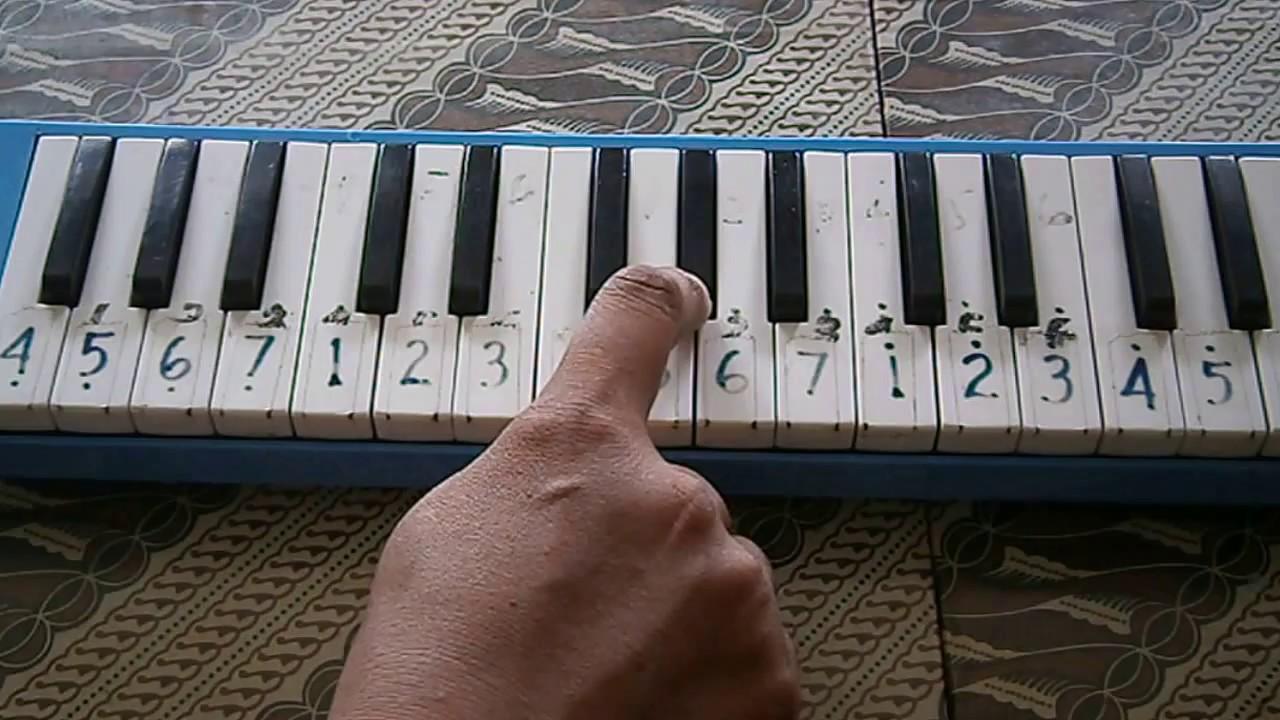 Guruku Tersayang Pianika Cover