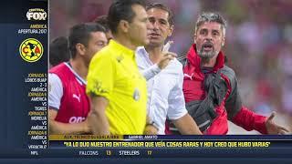 Regresó la polémica árbitral en la Liga MX