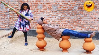 Top New Comedy Video | Try To Not Laugh | Episode-36 | By Binodon Bajar BD