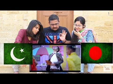 PAKISTAN reacts BANGLADESH Song | MINARJHOOM | AngshuBangla