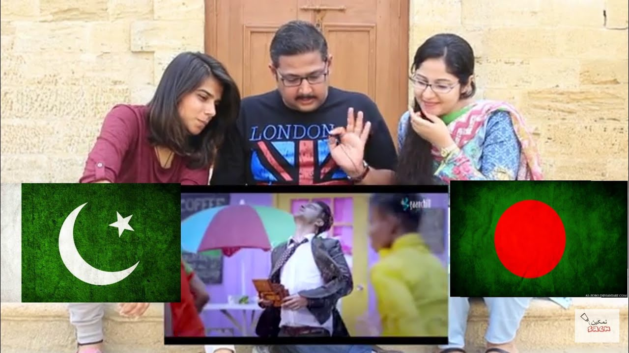 PAKISTAN reacts BANGLADESH Song | MINAR  JHOOM | Angshu  Bangla