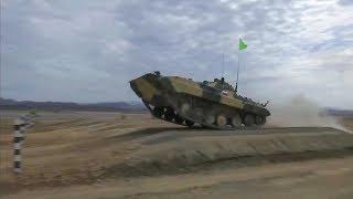 Видеодневник Армейских международных игр-2018 (2 августа)