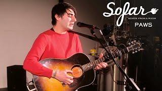 PAWS - Tongues (Acoustic) | Sofar Glasgow