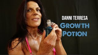 Female Muscle Growth Potion