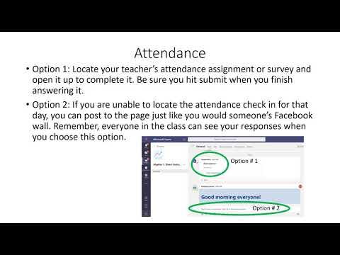 Disston Academy Microsoft TEAMS Tutorial