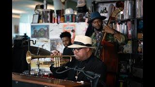 Nicholas Payton Trio: NPR Music Tiny Desk Concert