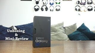 Samsung Galaxy S7 Unboxing & Mini Review