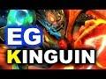 EG vs KINGUIN - ESL KATOWICE MAJOR - ELIMINATION DOTA 2