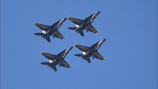 Blue Angels Homecoming Airshow 2018