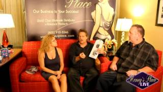 Repeat youtube video Honey's Place Live with Synergy Erotic