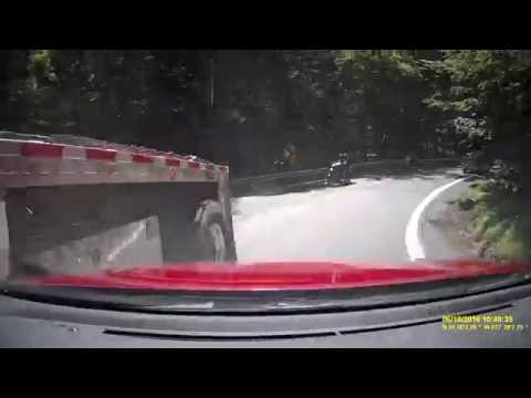 Rt. 77 Crash at Cunningham Falls state park Thurmont Maryland
