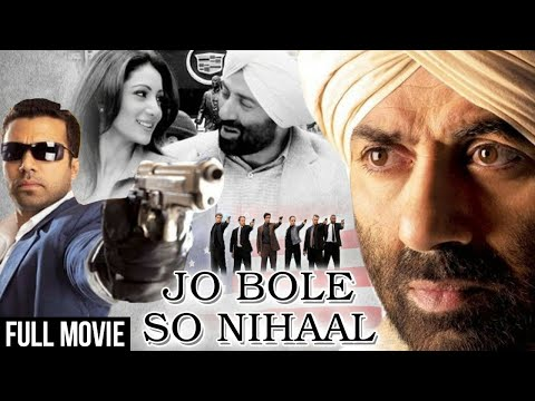 Jo Bole So Nihaal is listed (or ranked) 23 on the list The Best Sunny Deol Movies