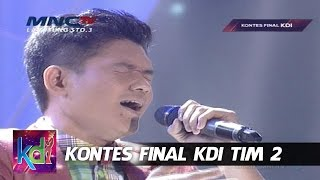 "Video Mahesya "" Cinta Hitam "" Pekanbaru - Kontes Final KDI Tim 2 (18/5) download MP3, 3GP, MP4, WEBM, AVI, FLV September 2018"