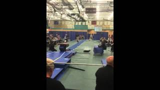 Nathan 2016 IL State Meet - Level 6 - Vault
