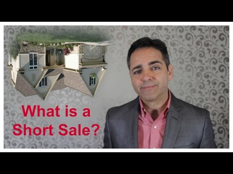 What Is a Short Sale? Process Explained