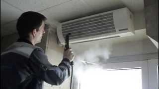 Чистка тепловой завесы(Чистка тепловой завесы., 2013-06-06T10:34:41.000Z)
