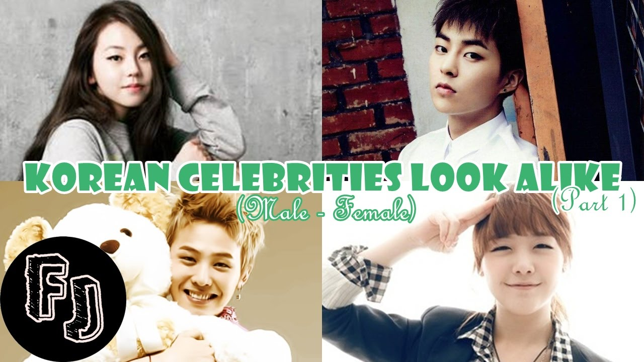 17 Male and Female Celebrities That Look Terrifyingly Similar