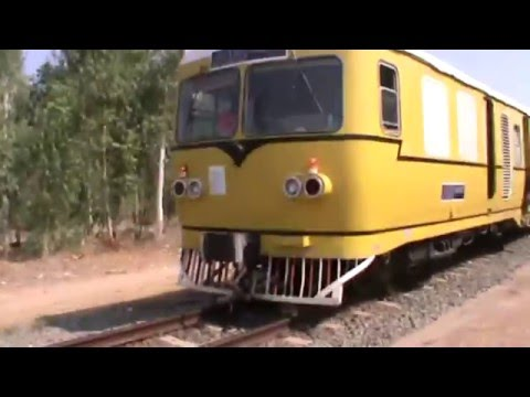 My trip from Phnom Penh to Sihanouk ville by train