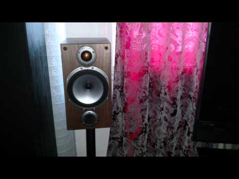 Review Monitor audio BR2 driven by 2 sonance 260