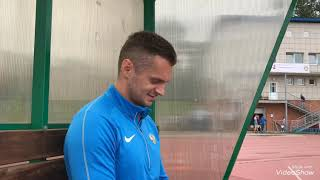 Михаил Идрисов, чемпион России на 100 метров,вернулся в спорт. Первое интервью после дисквалификации