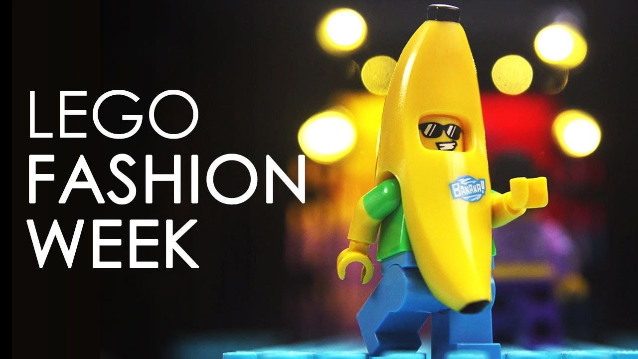 LEGO Fashion Week  The Brick Chic Bucket Hat - YouTube d2ccc464d389