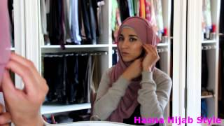 Hijab Tutorial Chest Coverage Thumbnail