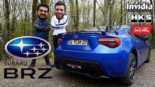 2017 Makyajlı Subaru BRZ İnceleme  - Motor Kafalar 10.Bölüm