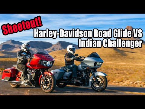 2020 Indian Challenger Vs 2020 Harley-Davidson Road Glide