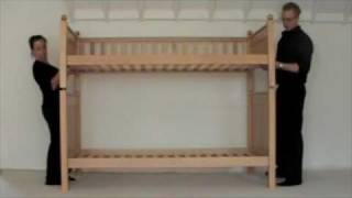 Build A Bunk Bed In 60 Seconds