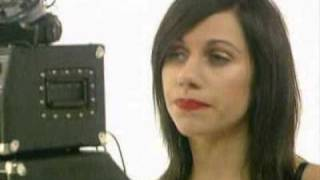 PJ Harvey - This Is Love (Mercury Prize 2001) + INTERVIEW