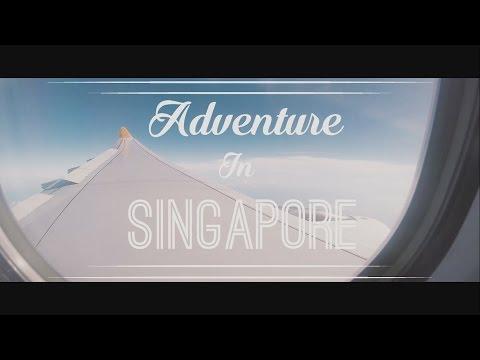 Travel in Singapore vlog #1