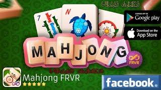 Mahjong FRVR 🎮 Juego de Mesa Gratis 🎮 para Android, IOS y PC en Navegador Web y en Facebook