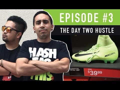 OUT HUSTLED EPISODE #3 - THE DAY TWO HUSTLE