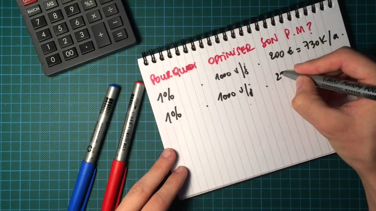 La Formule Pour Calculer Le Panier Moyen D Un E Commerce Youtube