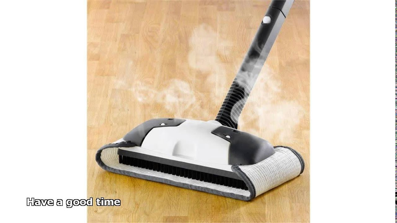 best hardwood floor steam cleaner YouTube