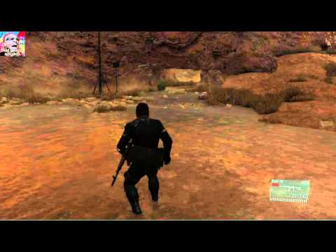 Metal Gear Solid V: The Phantom Pain Walkthrough - Afghan fortress 7