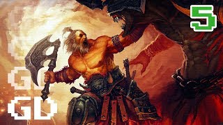 Diablo 3 Gameplay Part 5 - The Broken Blade - Let