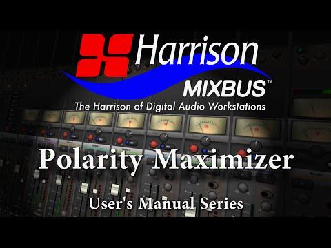 Harrison Mixbus: Polarity Maximizer