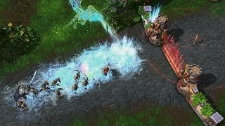 Heroes of the Storm™ Gameplay Sneak Peek