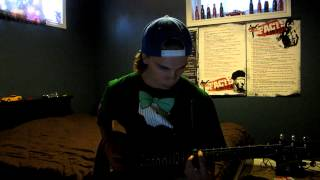 JARED DYCK - Original Song (Guitar/Drums) *Nothing But Blood*