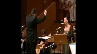 "George Voukanos - Nina Lotsari ""Asking for Love"" Athens Concert Hall 2007"