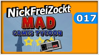 Mad Games Tycoon #017 ► Umzug und eigene Regel ► Mad Games Tycoon Gameplay german