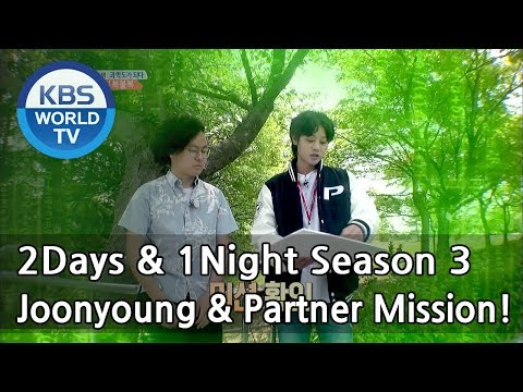 What is the mission about 78 Stairs???  [2Days & 1Night Season 3/2018.05.20]