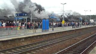AJECTA centenaire train commémoration (6loco a vapeur)